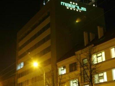 Отель Magnus 3* Каунас Литва
