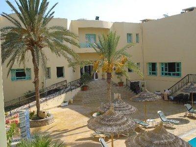 Отель Diar Yassine 3* о. Джерба Тунис