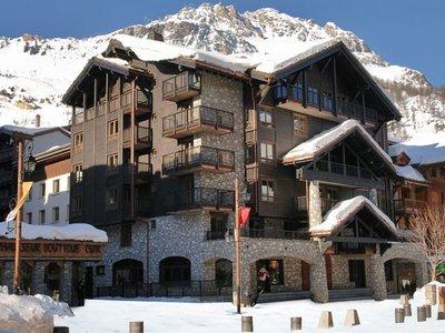 Отель Avenue Lodge 4* Валь д'Изер Франция