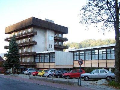 Отель Nad Kryniczanka 2* Крыница Польша