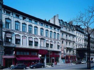 Отель Vendome 3* Брюссель Бельгия