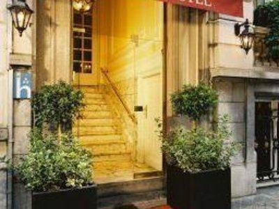 Отель Louise 3* Брюссель Бельгия