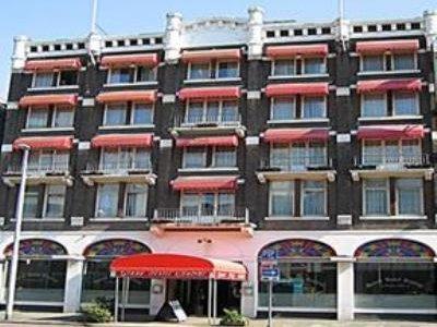 Отель Grand Hotel Central 3* Роттердам Нидерланды