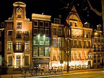 Отель The Convent 4* Амстердам Нидерланды