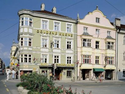 Отель Goldene Krone Hotel 3* Инсбрук Австрия