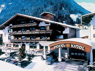 Отель Alpenhotel Kindl 4* Нойштифт Австрия