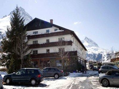 Отель Alpenrose 3* Галтюр Австрия