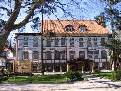 Отель Старый Доктор 3* Светлогорск Россия