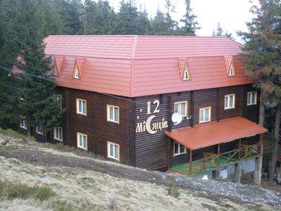 Отель 12 месяцев 2* Драгобрат Украина - Карпаты
