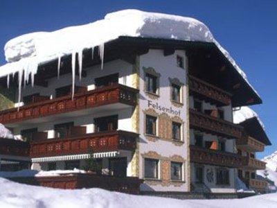 Отель Felsenhof 3* Лех Австрия