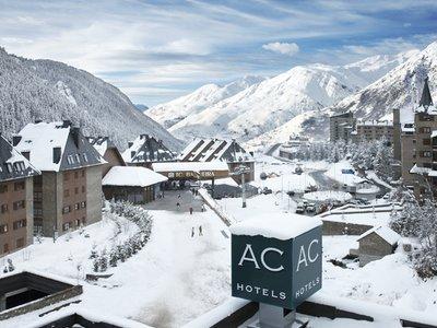 Отель AC Baqueira Ski Resort 5* Бакейра-Берет Испания
