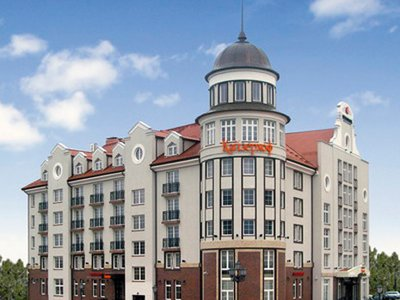 Отель Heliopark Kaiserhof 4* Калининград Россия