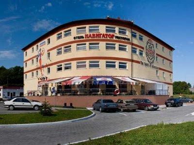 Отель Навигатор 3* Калининград Россия