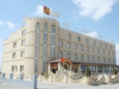 Отель Замок 2* Волгоград Россия