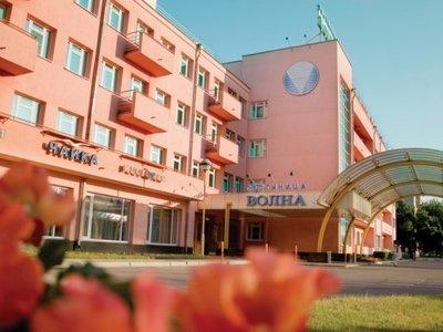 Отель Волна 4* Нижний Новгород Россия