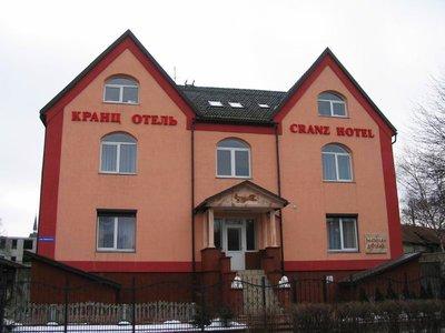 Отель Кранц-отель 3* Зеленоградск Россия