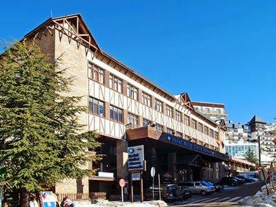 Отель Melia Sierra Nevada 4* Сьерра-Невада Испания