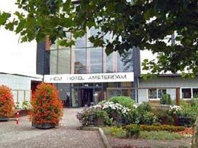 Отель Hem 2* Амстердам Нидерланды
