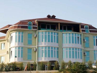 Отель Воробьиное Гнездо 3* Судак Крым