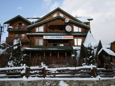 Отель Урочище Вишня 2* Буковель (Поляница) Украина - Карпаты