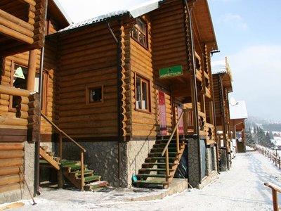 Отель Круча 3* Буковель (Поляница) Украина - Карпаты