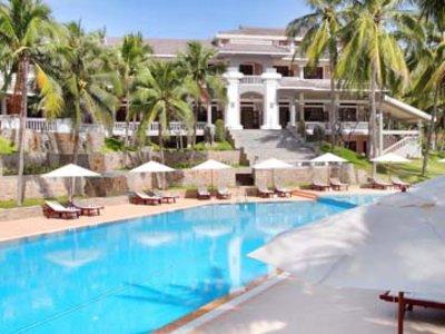 Отель Amaryllis Resort 3* Фантьет Вьетнам