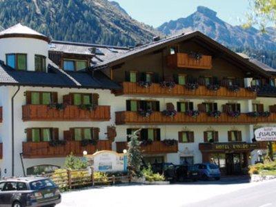 Отель Evaldo Hotel 3* Арабба - Мармолада Италия