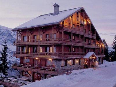 Отель Chalet Hotel Marie Blanche 4* Мерибель Франция
