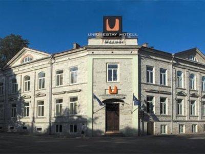 Отель The von Stackelberg Hotel Tallinn by Unique Hotels 4* Таллин Эстония