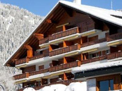 Отель Grand Hotel 3* Виллар Швейцария