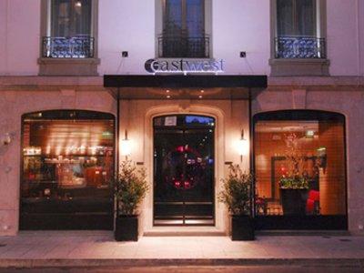Отель Eastwest Hotel 4* Женева Швейцария