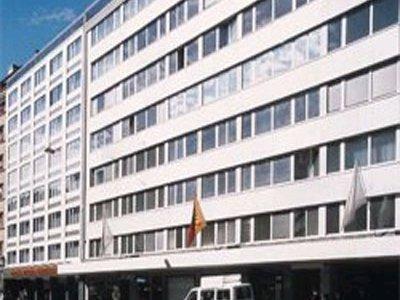 Отель Royal Manotel 4* Женева Швейцария