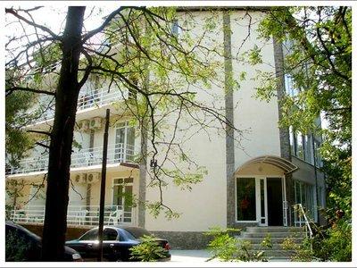 Отель Камелия-Кафа 3* Коктебель Крым