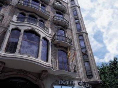 Отель HСС Regente 4* Барселона Испания