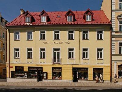 Отель Orea Hotel Anglicky Dvur 4* Марианске-Лазне Чехия
