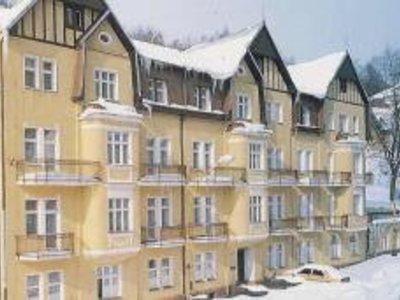 Отель Elektra 3* Яхимов Чехия