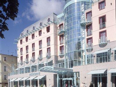 Отель Cristal Palace 4* Марианске-Лазне Чехия