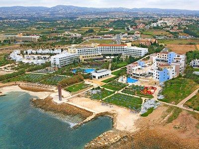 Отель St. George Gardens Hotel Suites 4* Пафос Кипр