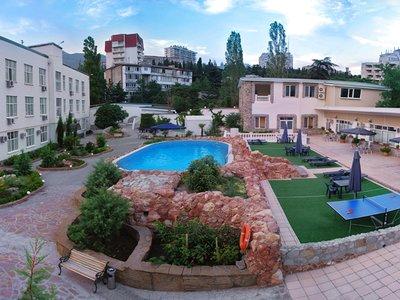 Отель Престиж 3* Ялта Крым
