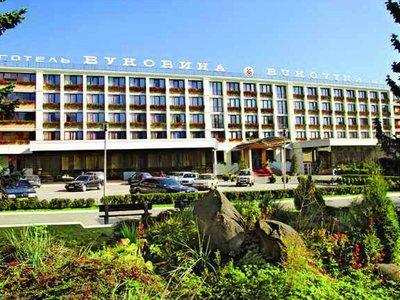 Отель Буковина 3* Черновцы Украина