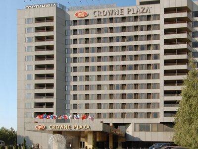 Отель Crowne Plaza Moscow World Trade Centre 5* Москва Россия