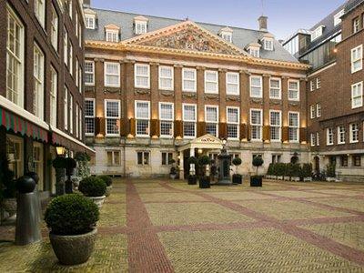 Отель Sofitel Amsterdam the Grand Hotel 5* Амстердам Нидерланды