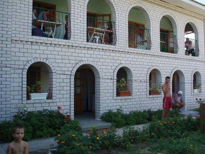 Отель Мечта 2* Черноморское Крым
