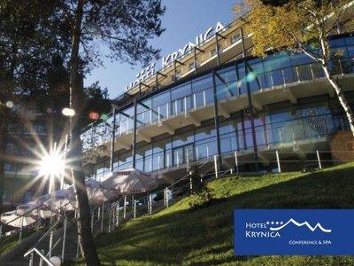 Отель Krynica Conference & Spa 4* Крыница Польша