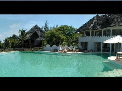 Отель Msambweni Beach House & Privates Villas 5* Момбаса Кения