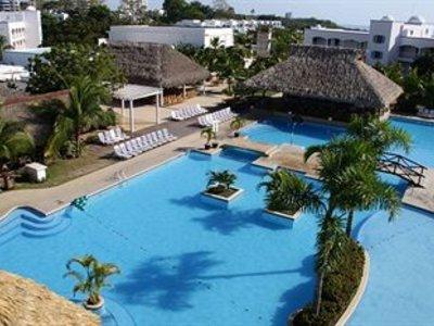 Отель Playa Blanca Beach Resort 5* Панама Панама