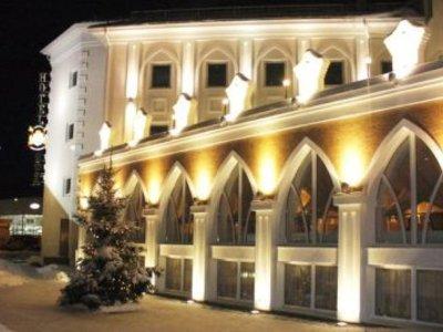Отель Князь Владимир 3* Владимир Россия