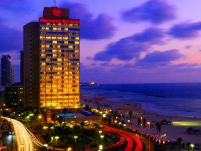 Отель Sheraton Tel Aviv Hotel and Towers 5* Тель-Авив Израиль