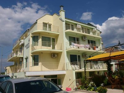 Отель Harmony Beach 2* Равда Болгария