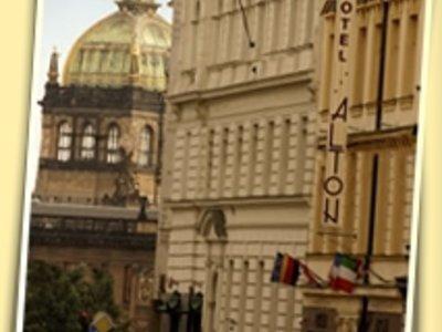 Отель Alton 3* Прага Чехия